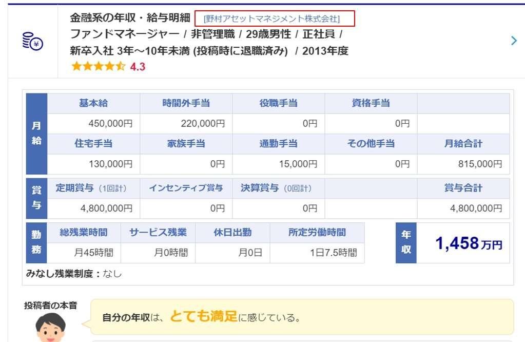 アセット マネジメント 野村 「野村アセットマネジメント」のニュース一覧: 日本経済新聞